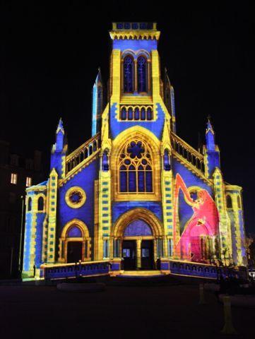 Biarritz fêtes des lumières