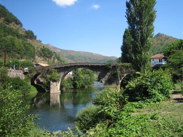 Pont d'enfer à Pont Noblia