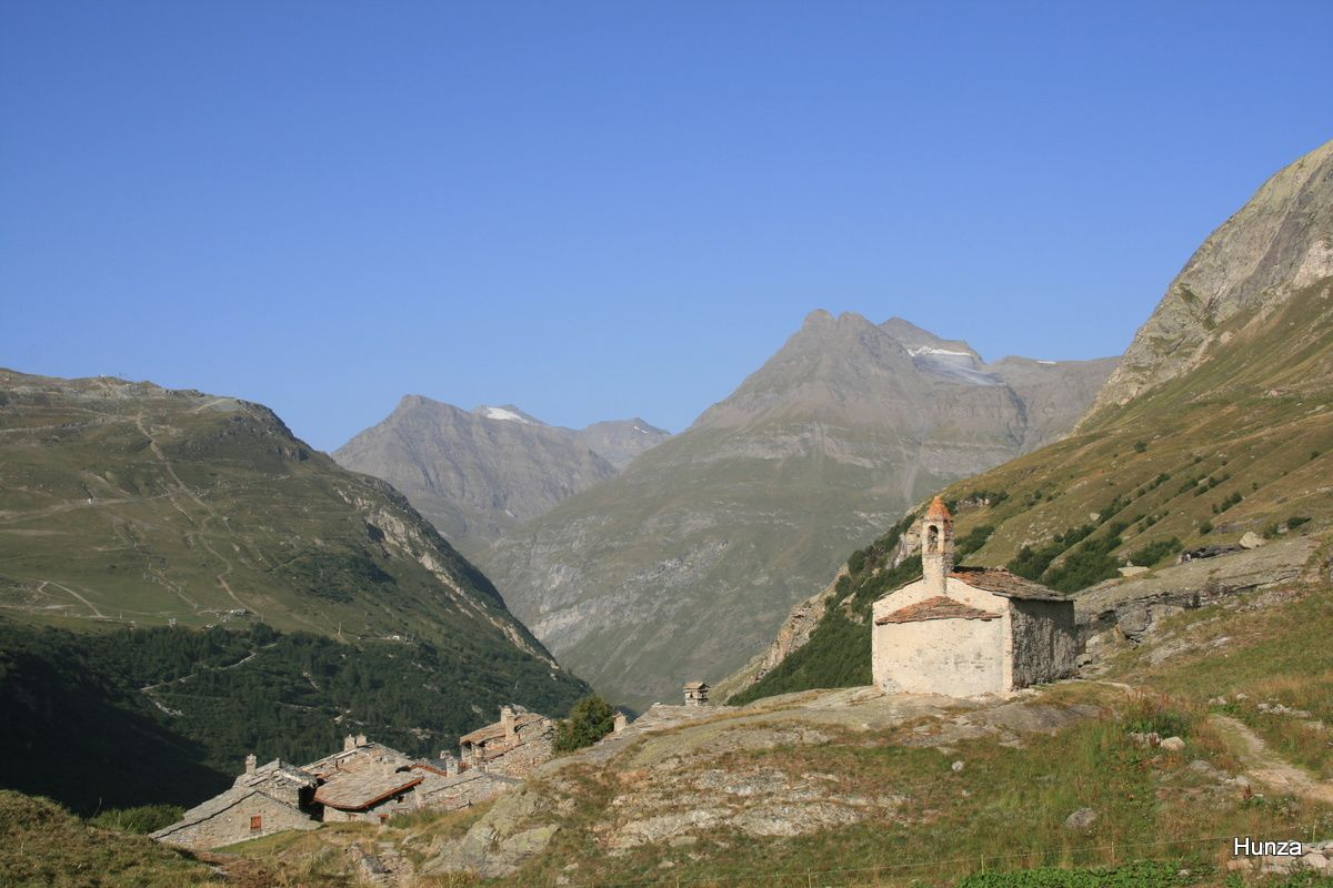 L'Ecot, chapelle Sainte-Marguerite