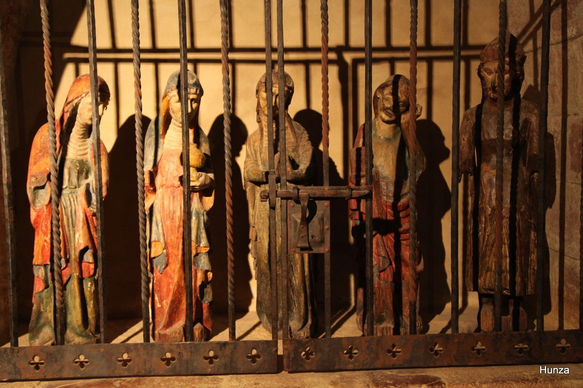 Corneilla de Conflent mise au tombeau