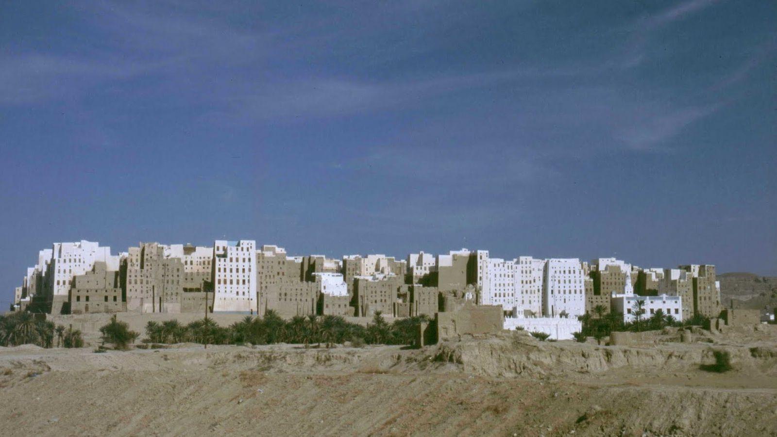Wadi Hadramaout : Shibam