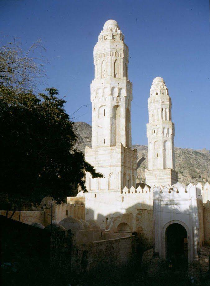 Mosquée mosquée al-Ashrafiya de Taez