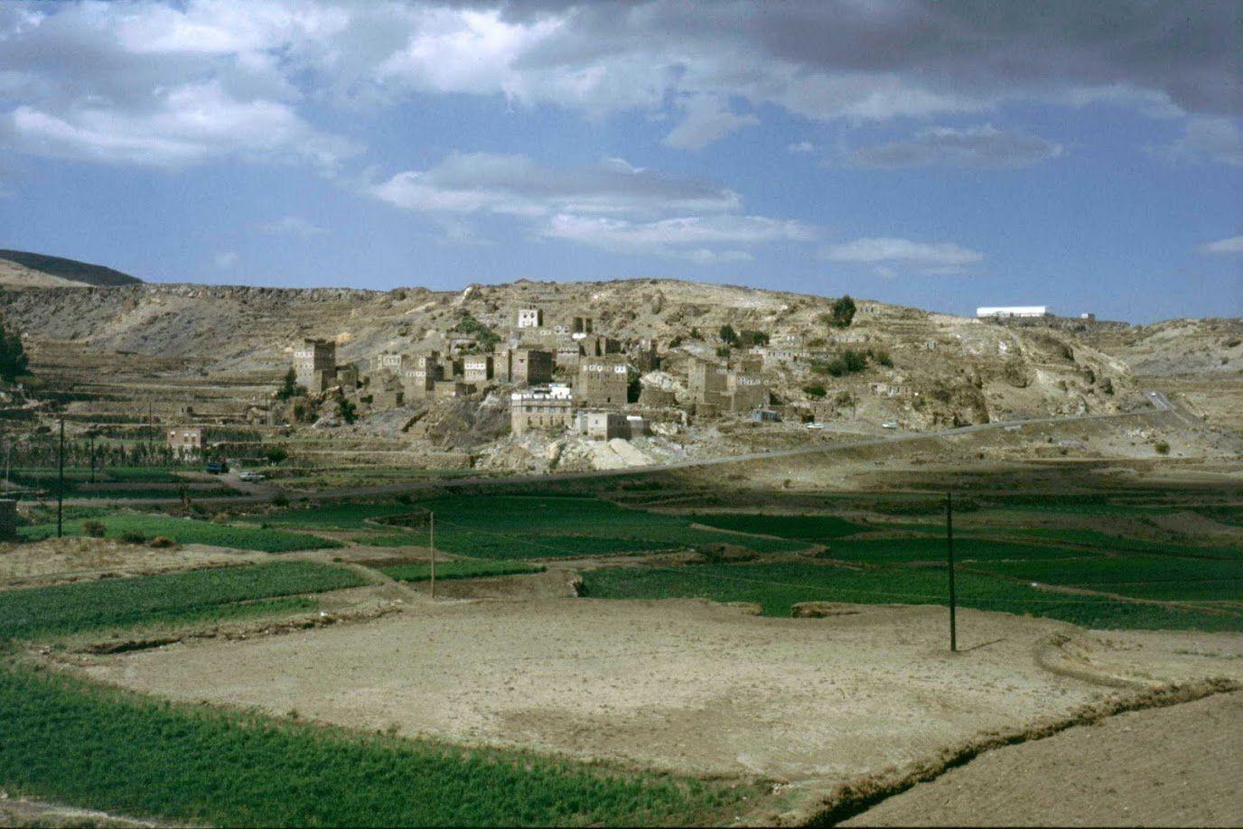 En direction de Sanaa