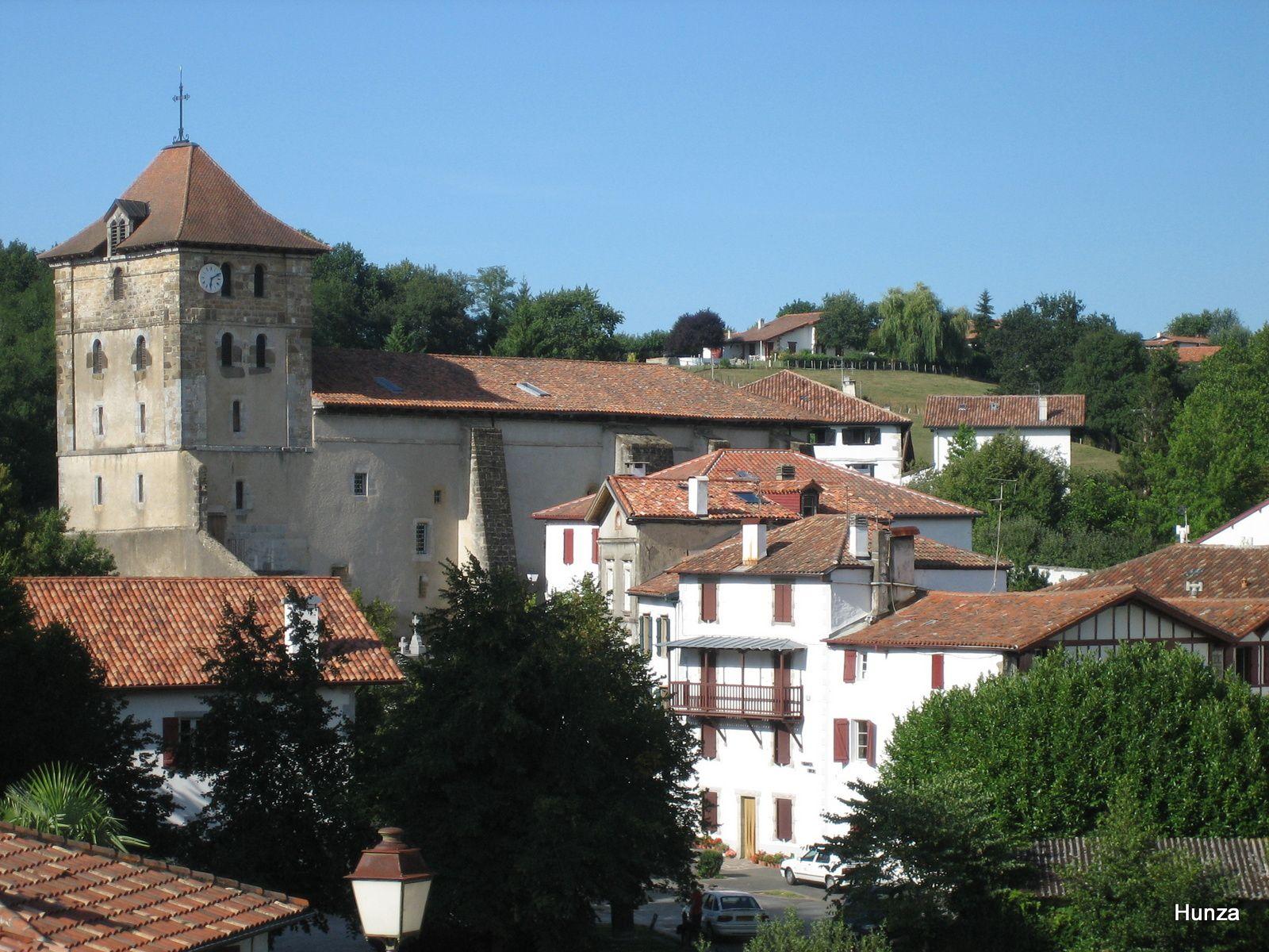 Eglise d'Espelette