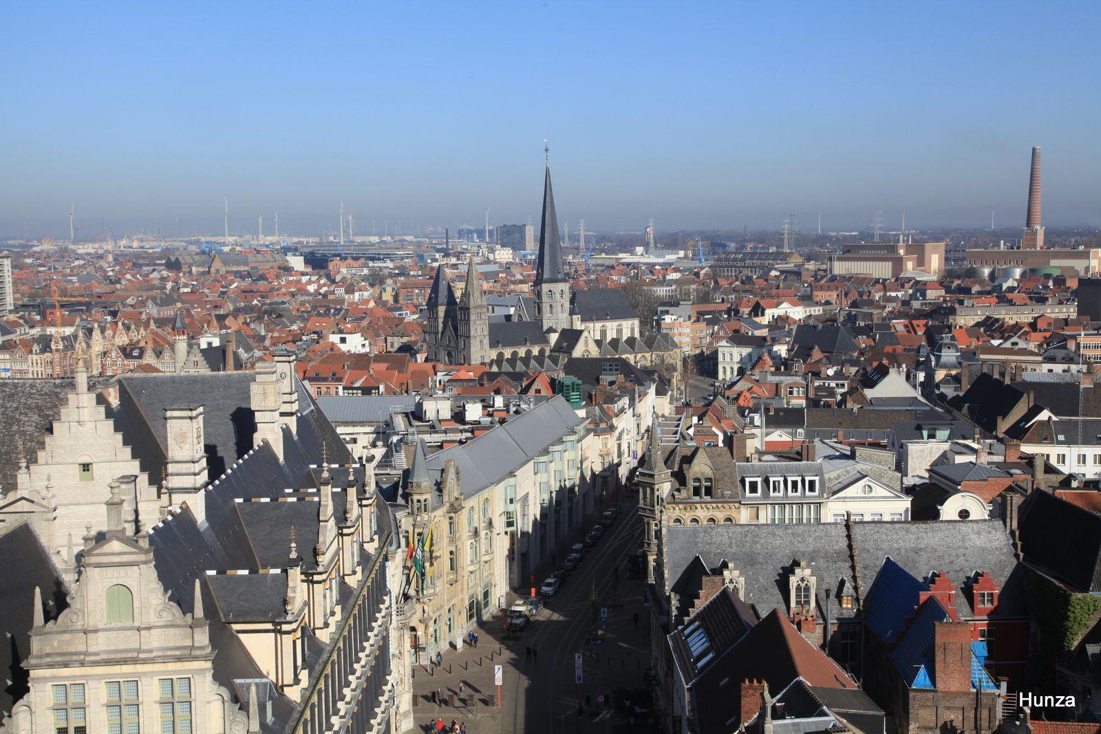 Deux jours en Belgique pour visiter Bruges et Gand