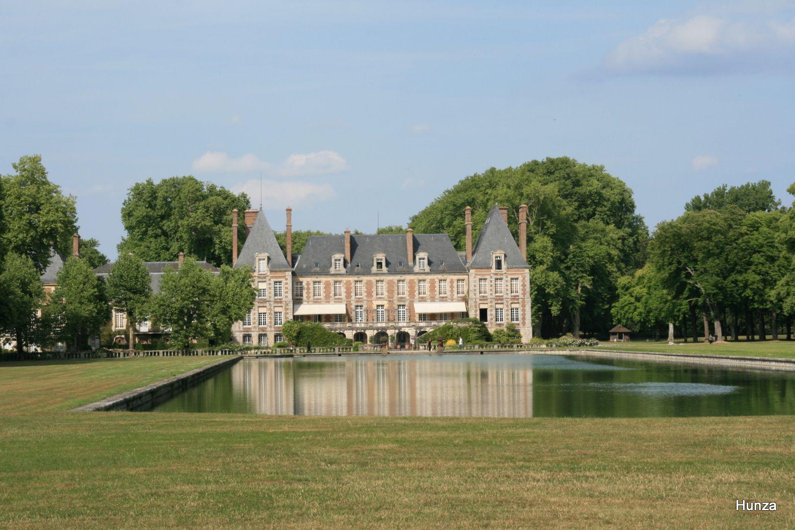 Randonnée à vélo de Bois le Roi à Fontainebleau en passant par Barbizon et Milly la Forêt