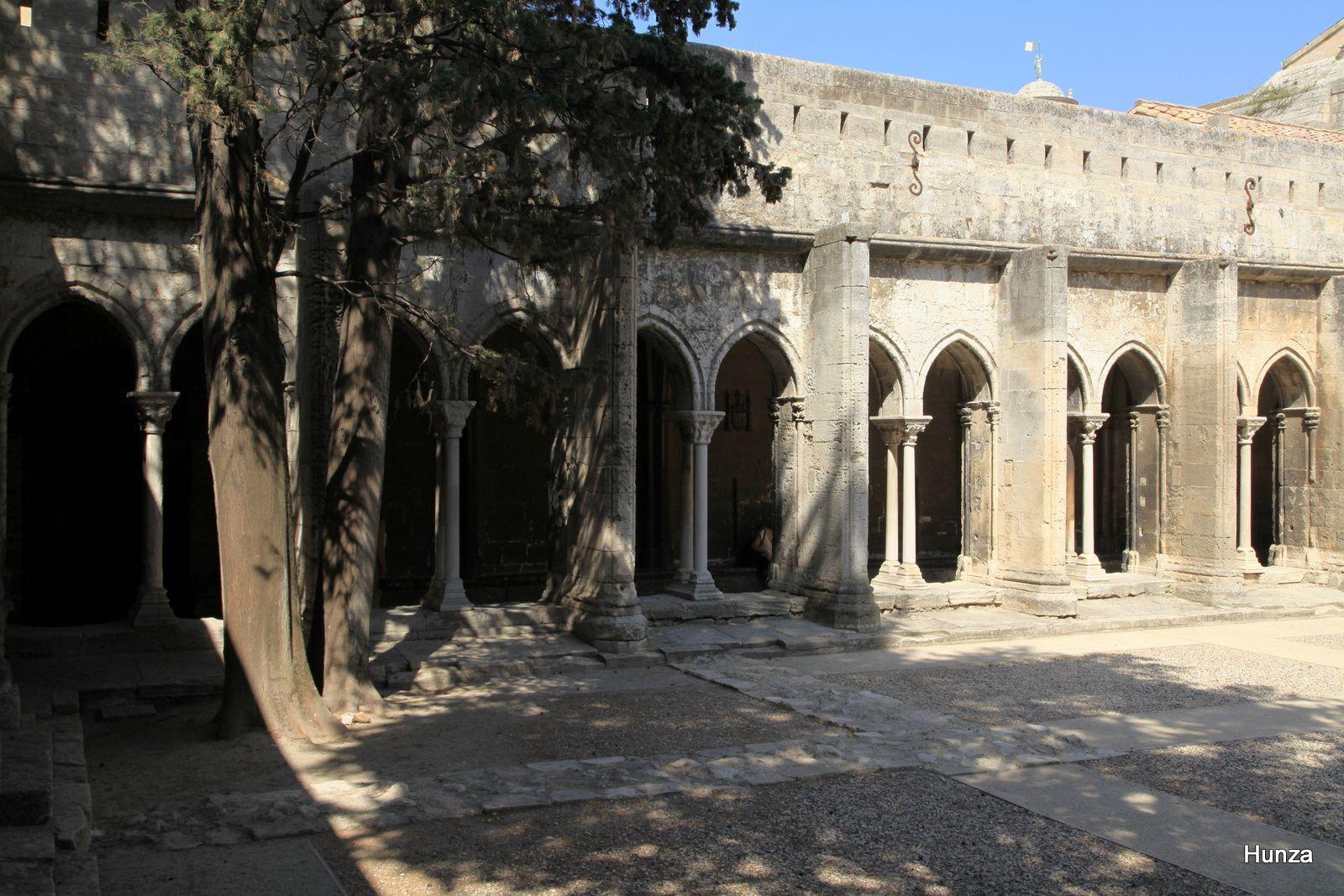 Arles, cloîtreSaint-Trophime