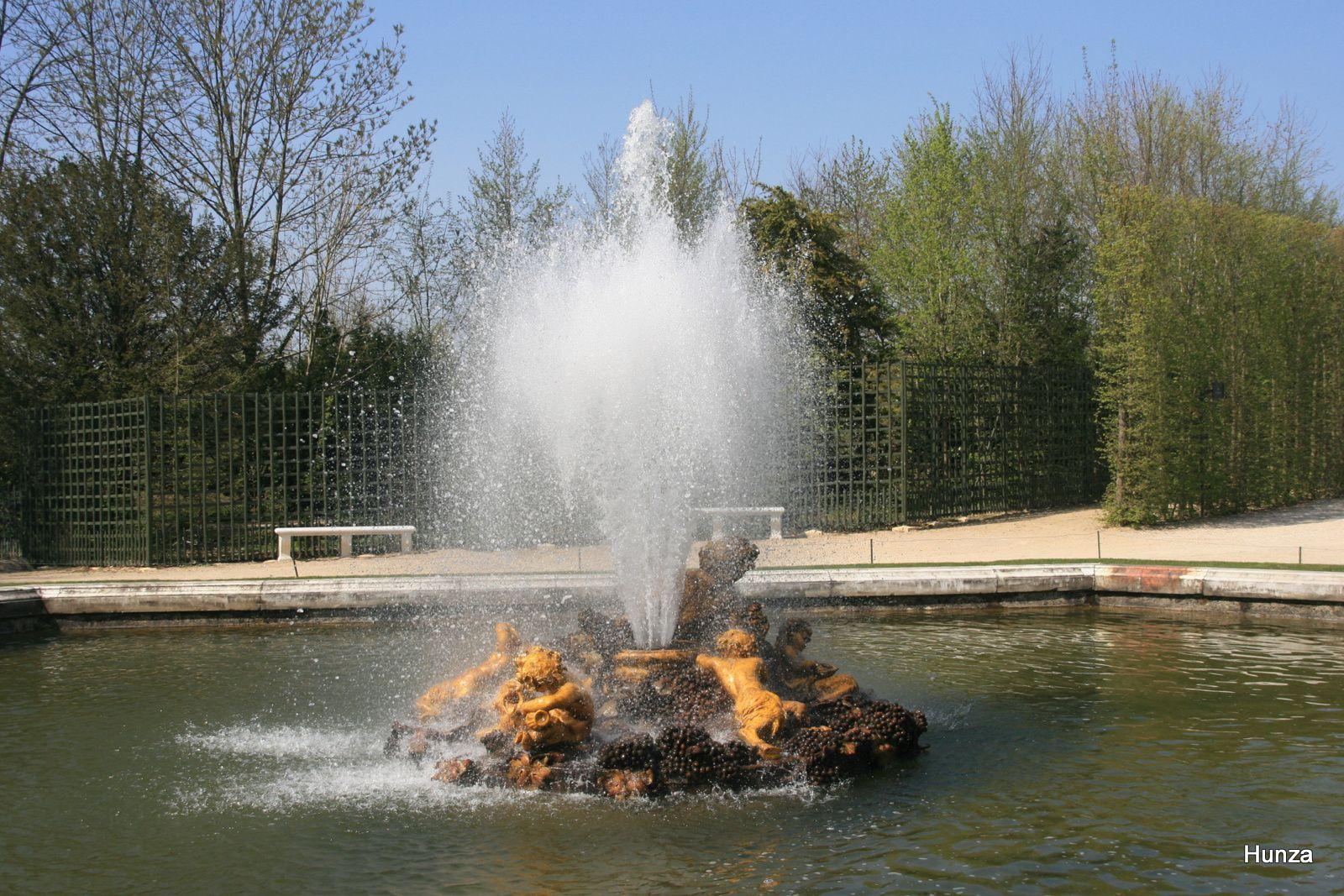 Bassin de Bacchus (l'Automne)