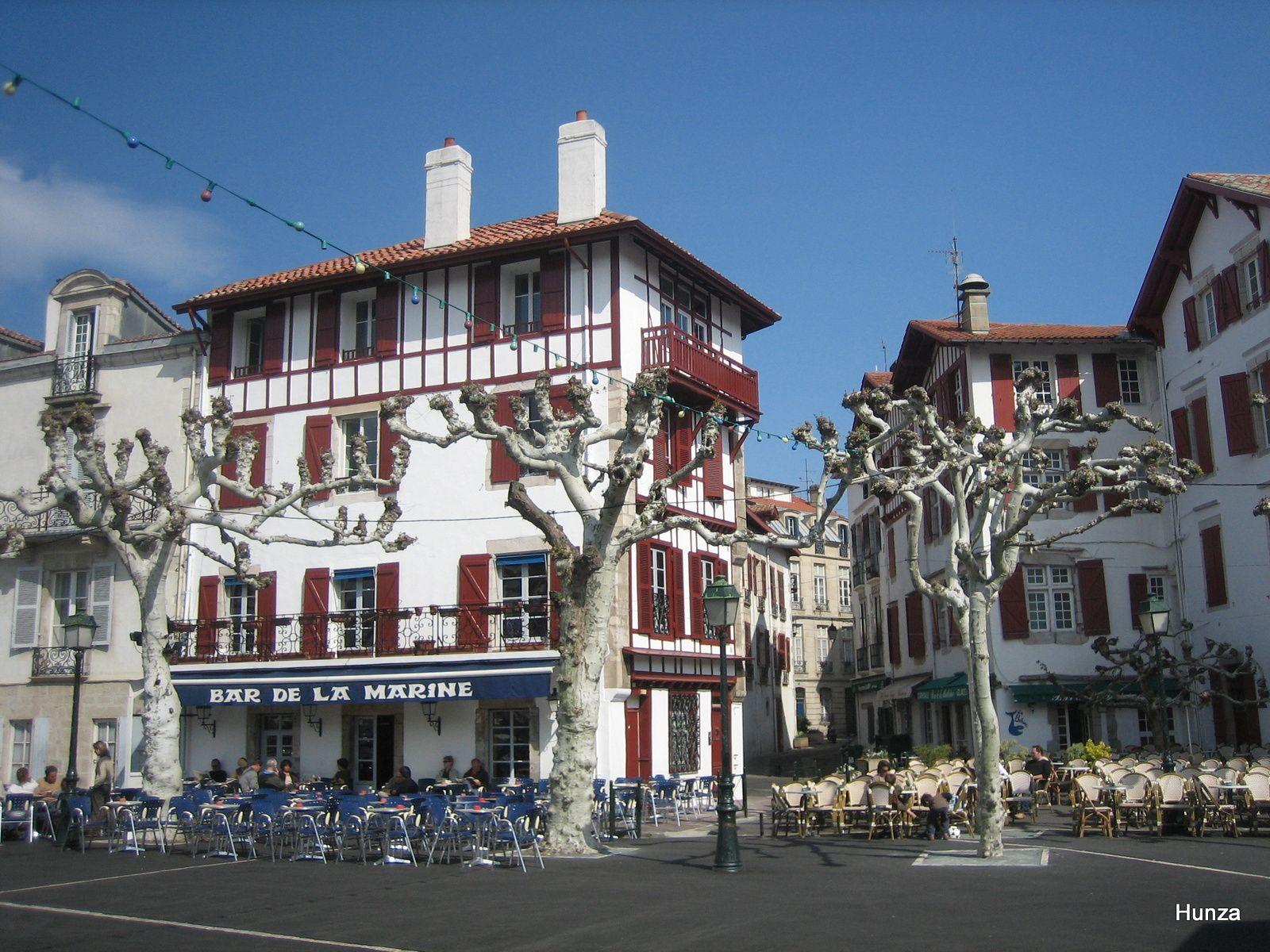 Balade autour de la baie de Saint-Jean de Luz