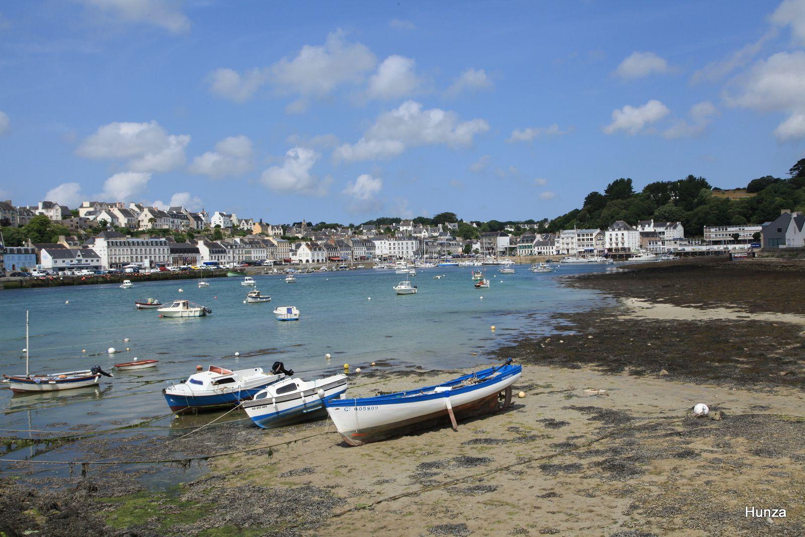 Découvrir la Bretagne sud : Quimper, Audierne, la Pointe du Raz et l'île de Sein