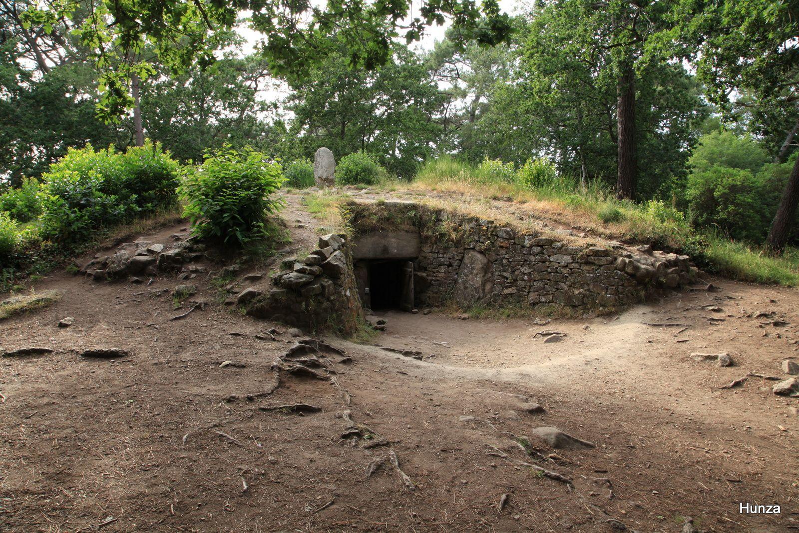 Randonnée à Carnac pour découvrir menhirs et dolmens