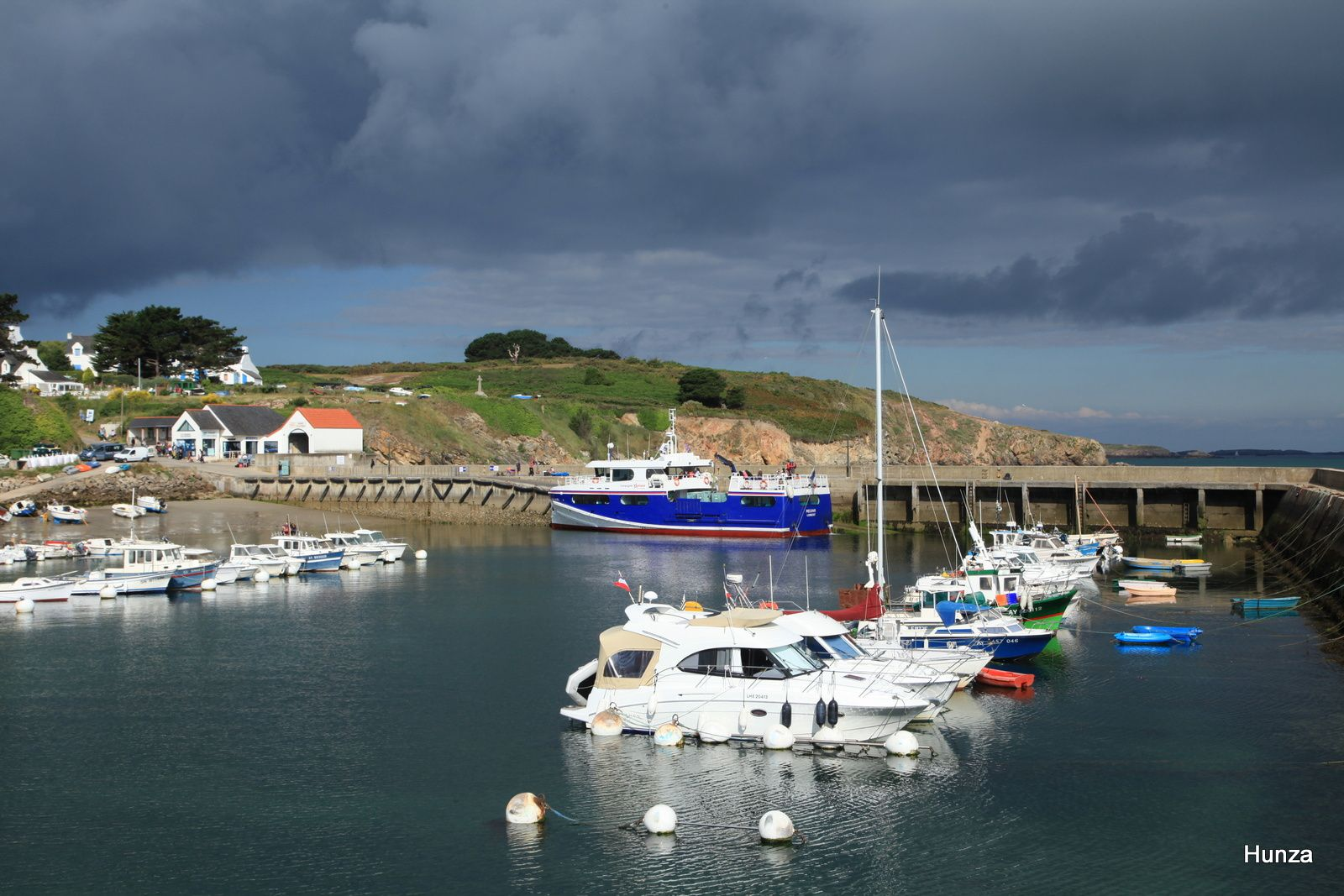Port Saint-Gildas