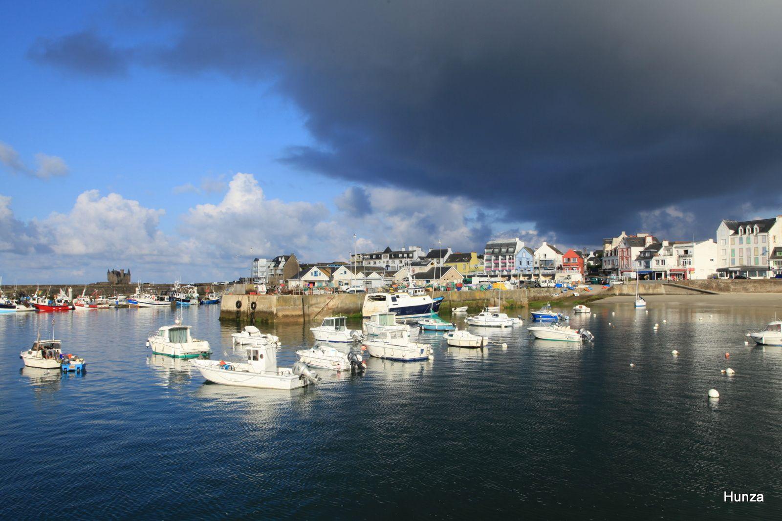 Découvrir le Morbihan : Vannes, Auray, Carnac, la presqu'île de Quiberon et l'île d'Houat