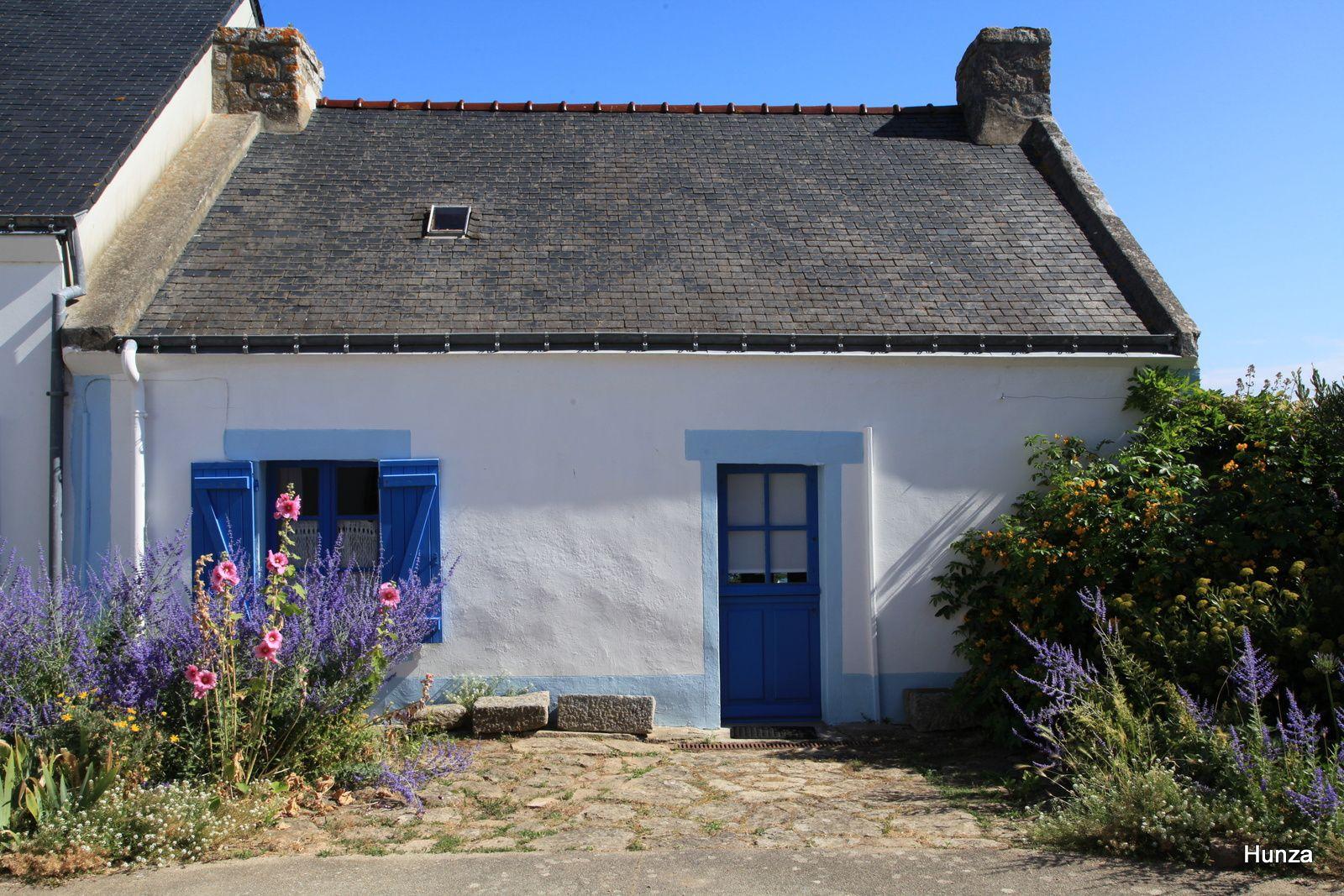 Randonnée en Bretagne sur l'île d'Houat