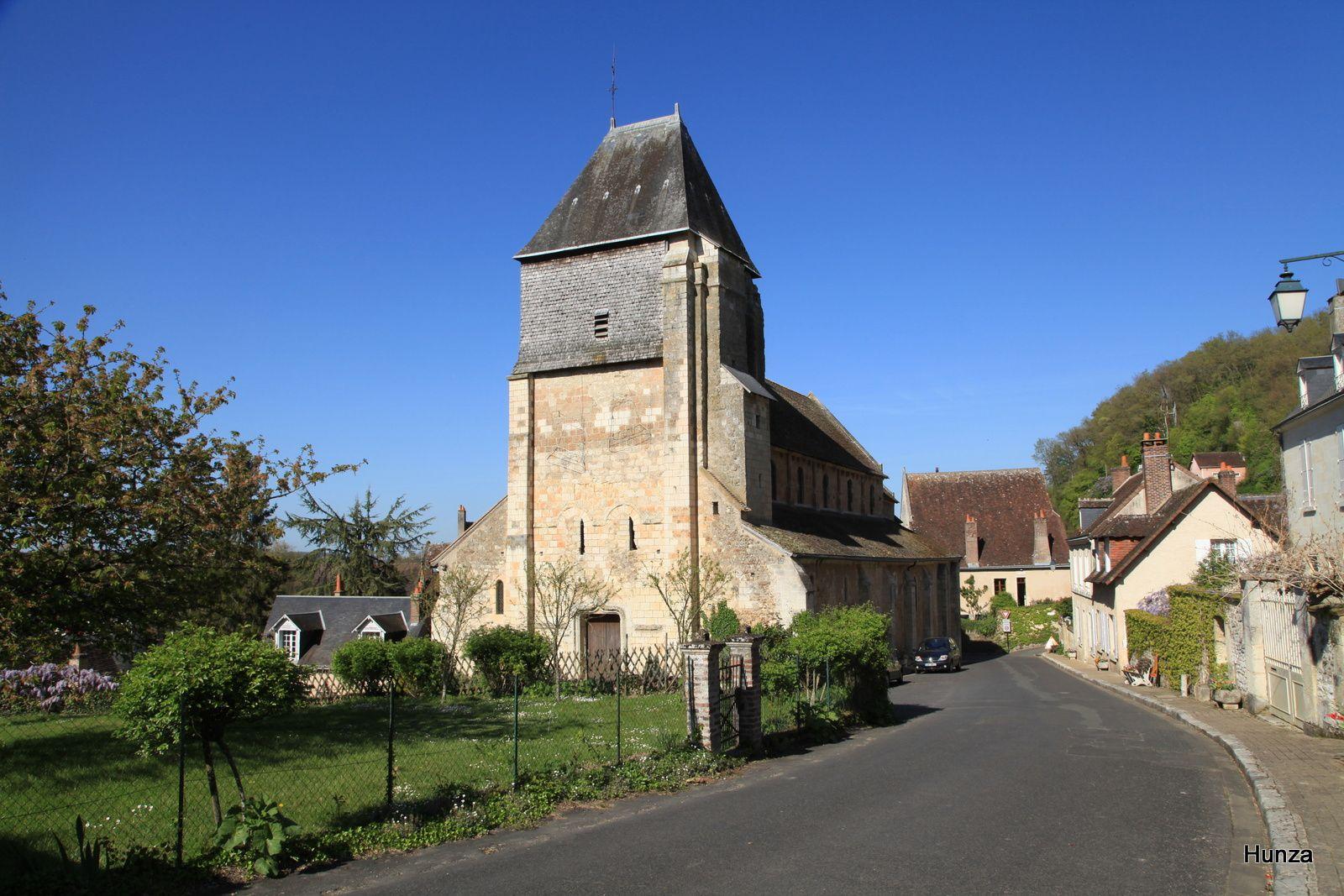 L'église Saint-Genest