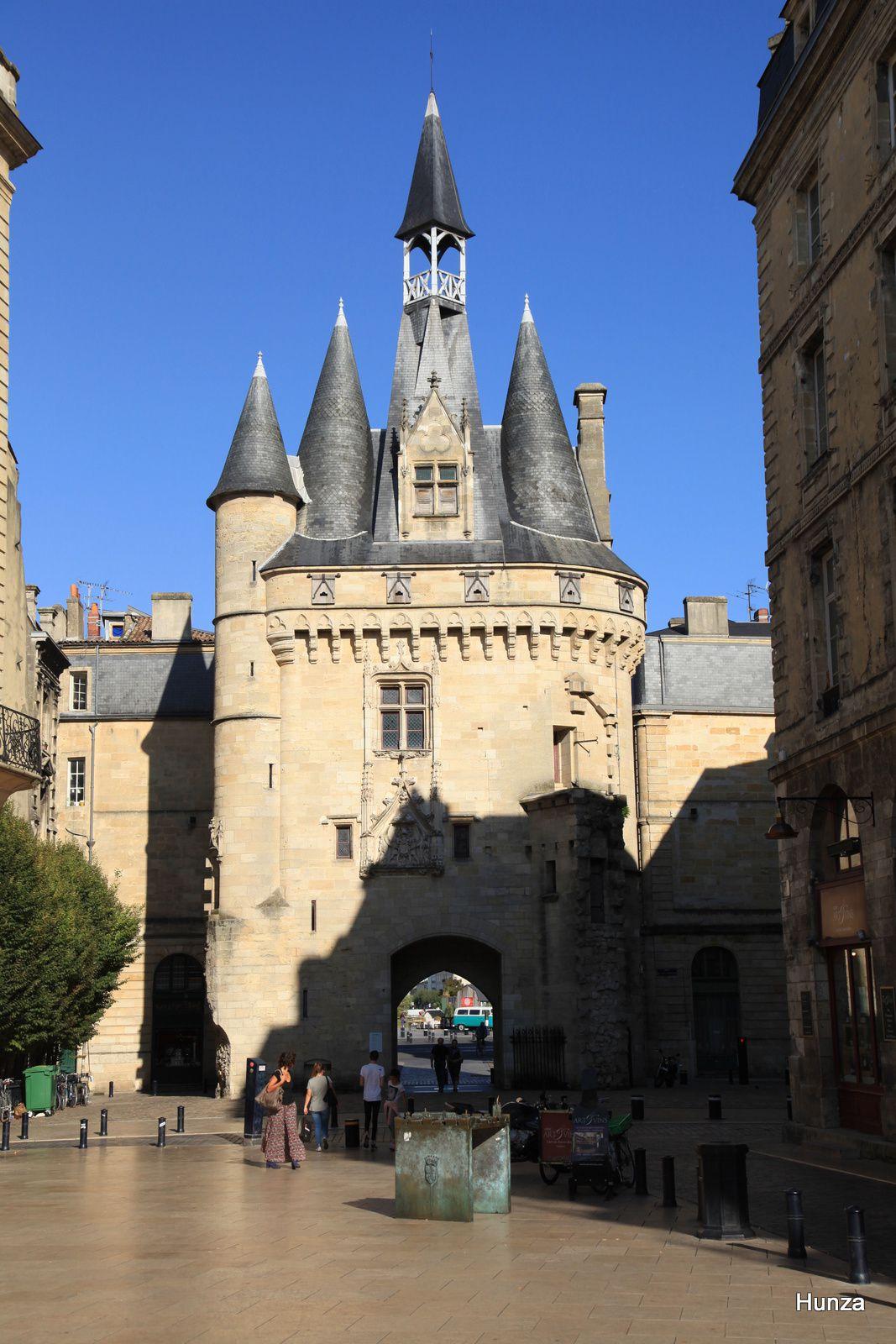 Bordeaux , porte Cailhau