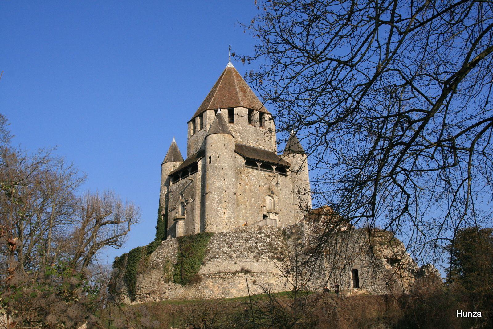 Provins : la tour César