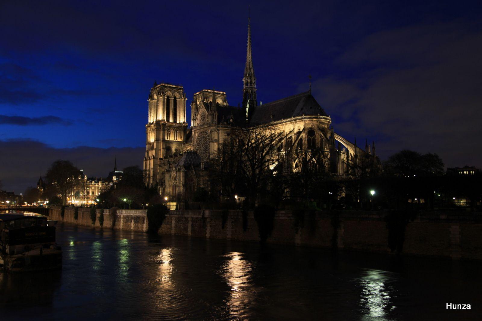 Restauration prévue pour Notre Dame de Paris en 2018