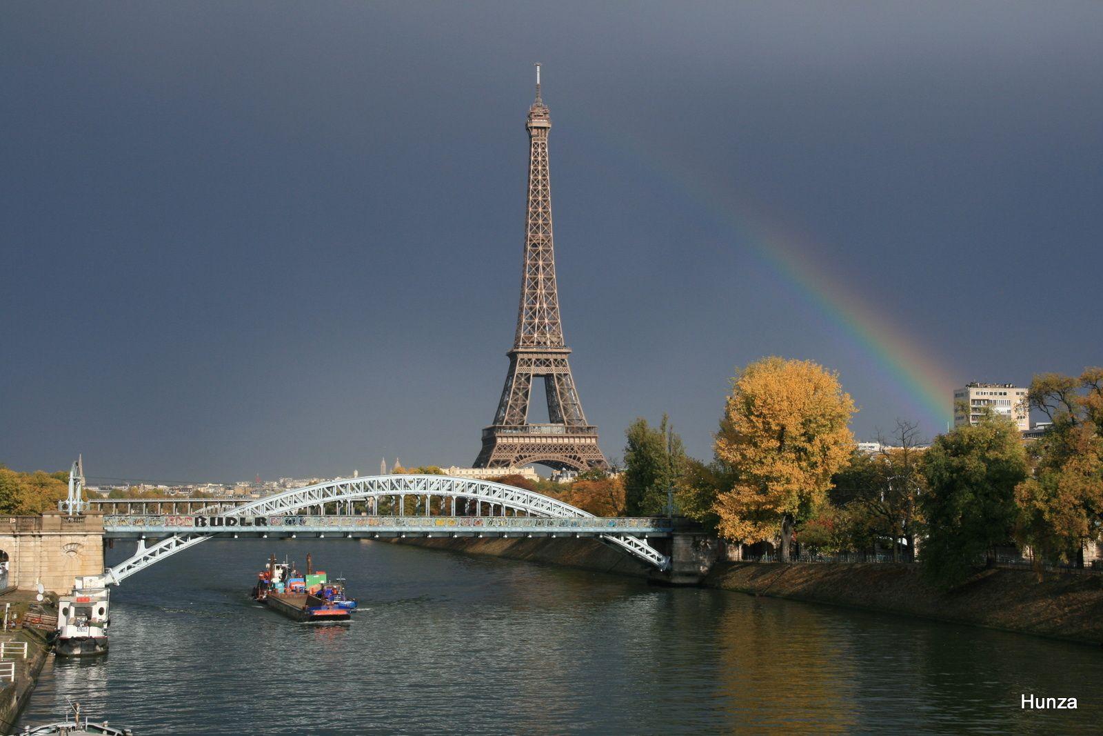 Les plus beaux panoramas sur Paris