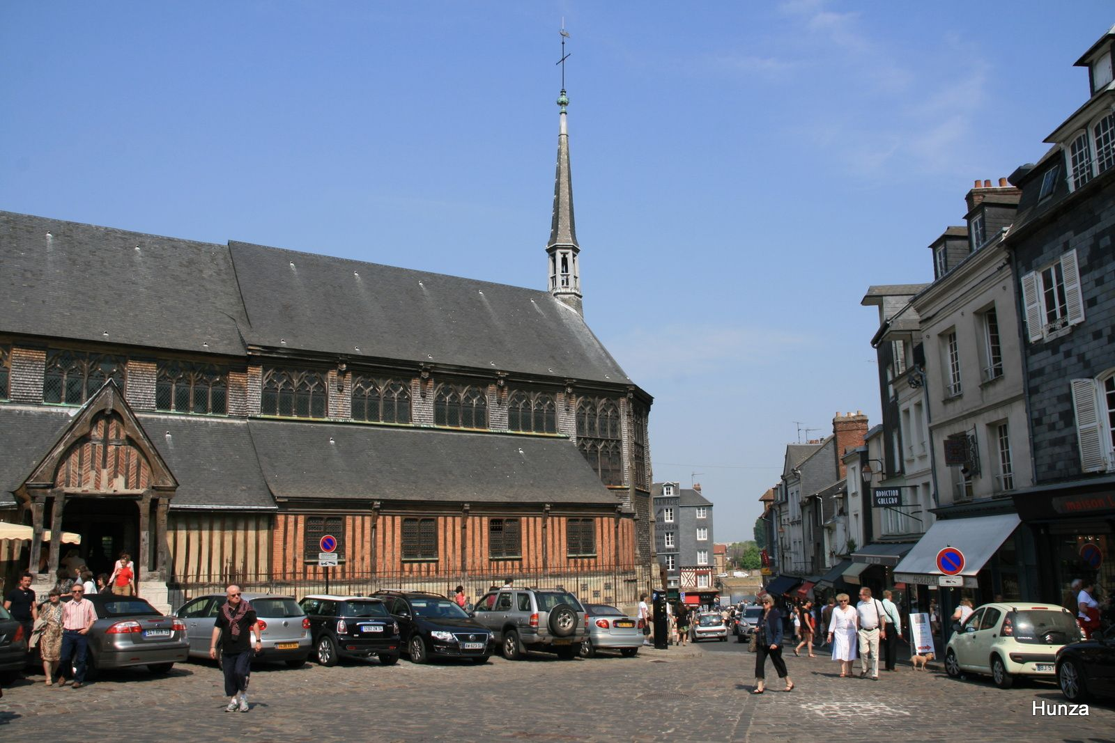 L'église Sainte-Catherine