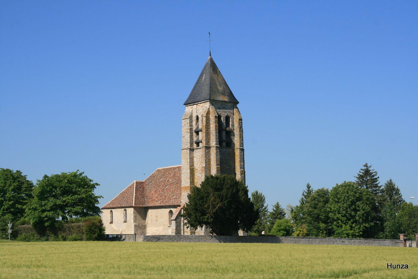 Eglise Saint-Etienne (12ème -16ème)