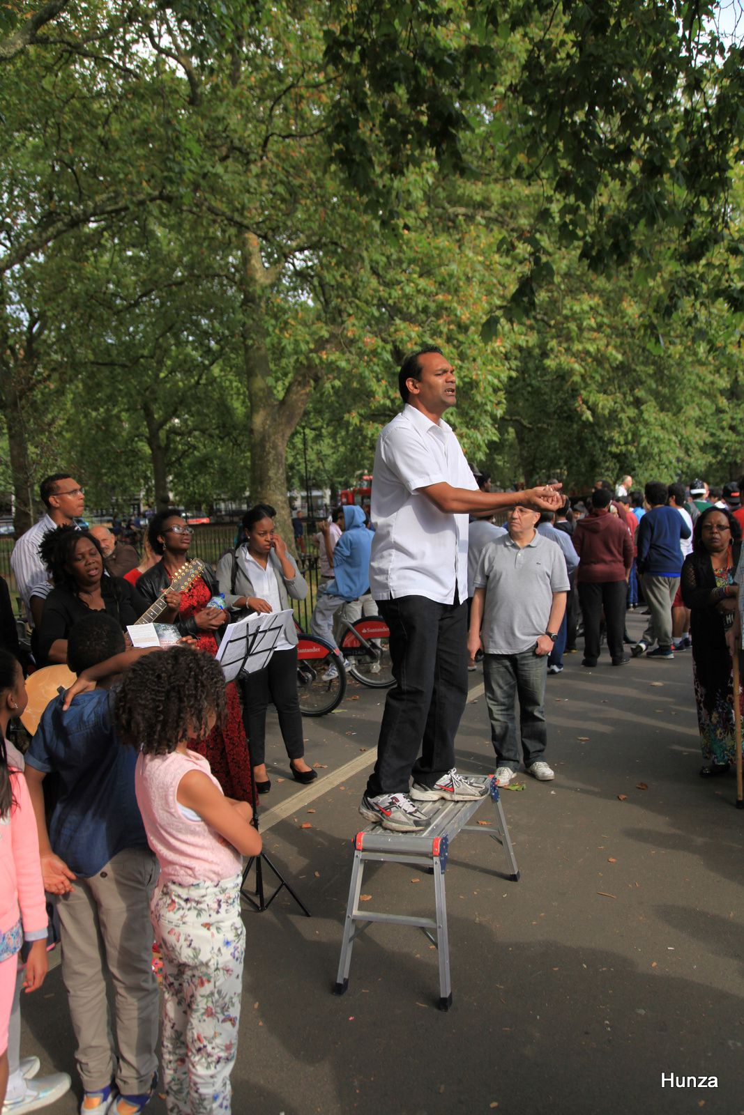 Speaker Corner, Hyde Park