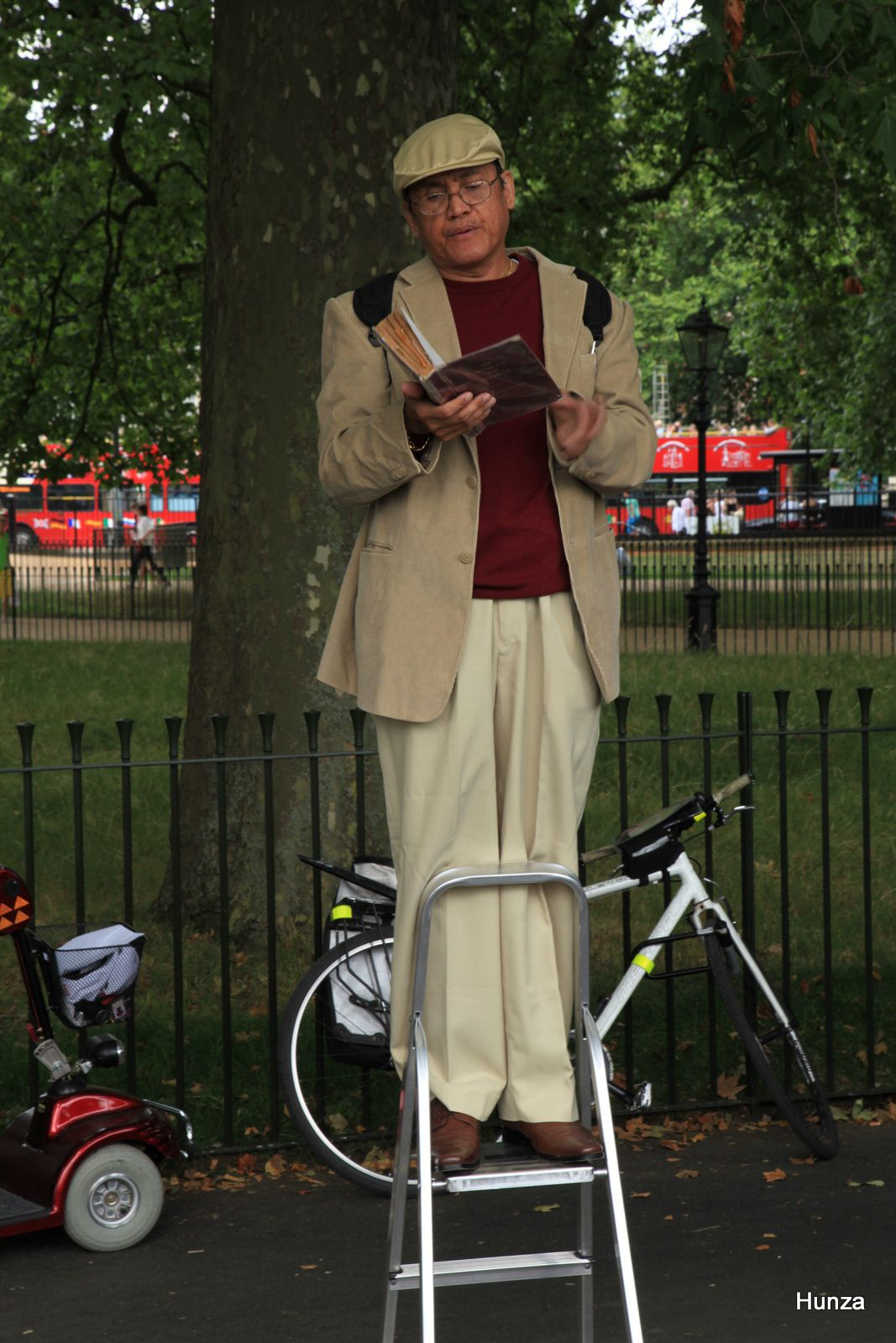 Speaker'corner, Hyde Park