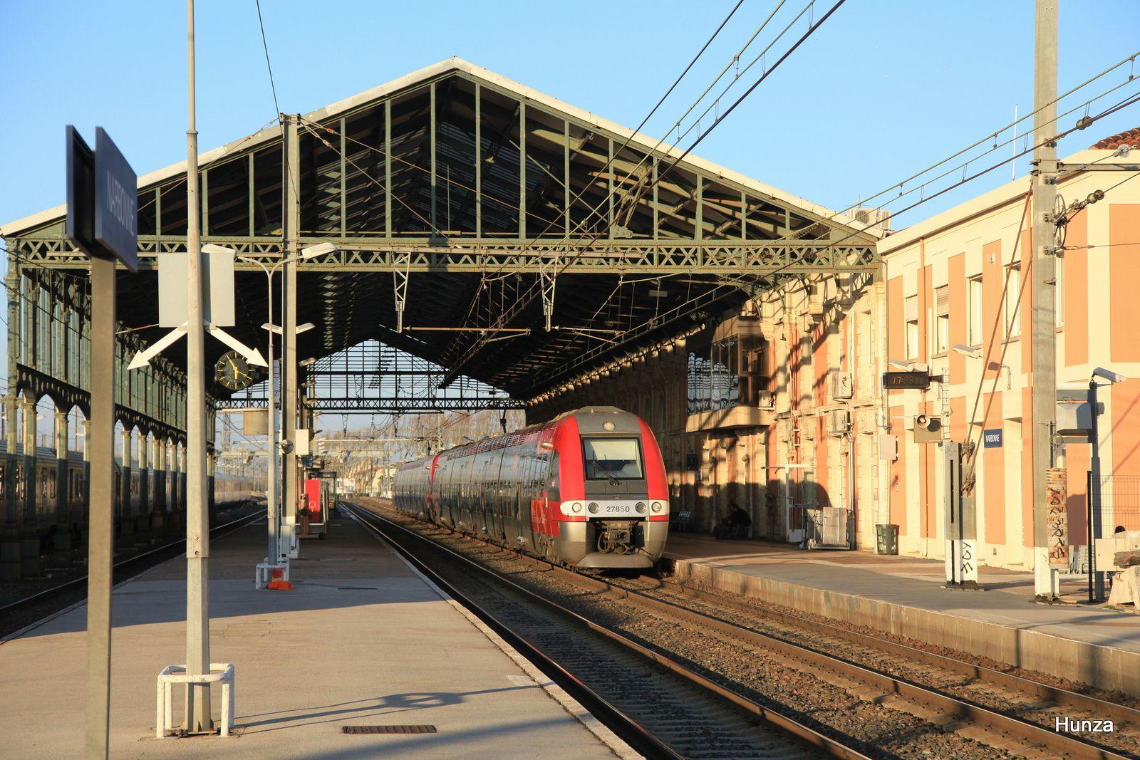 Z 27850 à Narbonne (8 mars 2014)