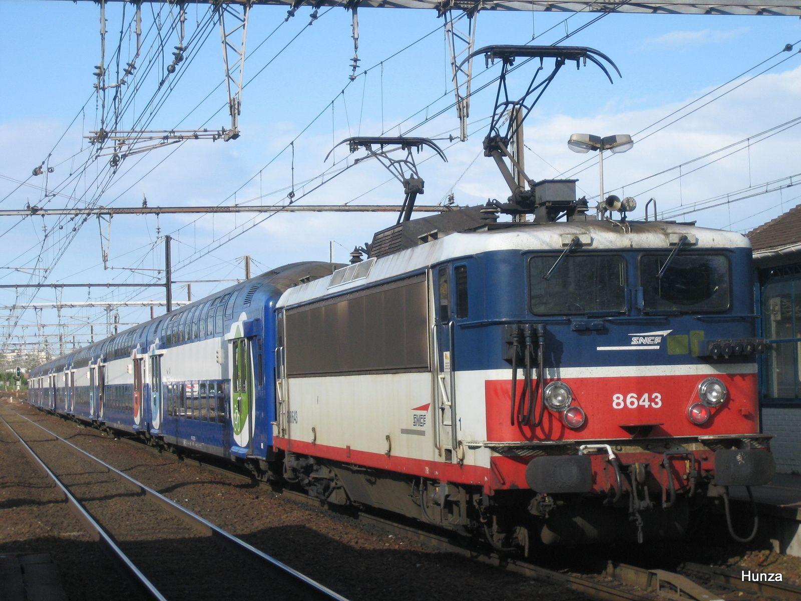 BB 8643 à Rambouillet (23 mai 2006)