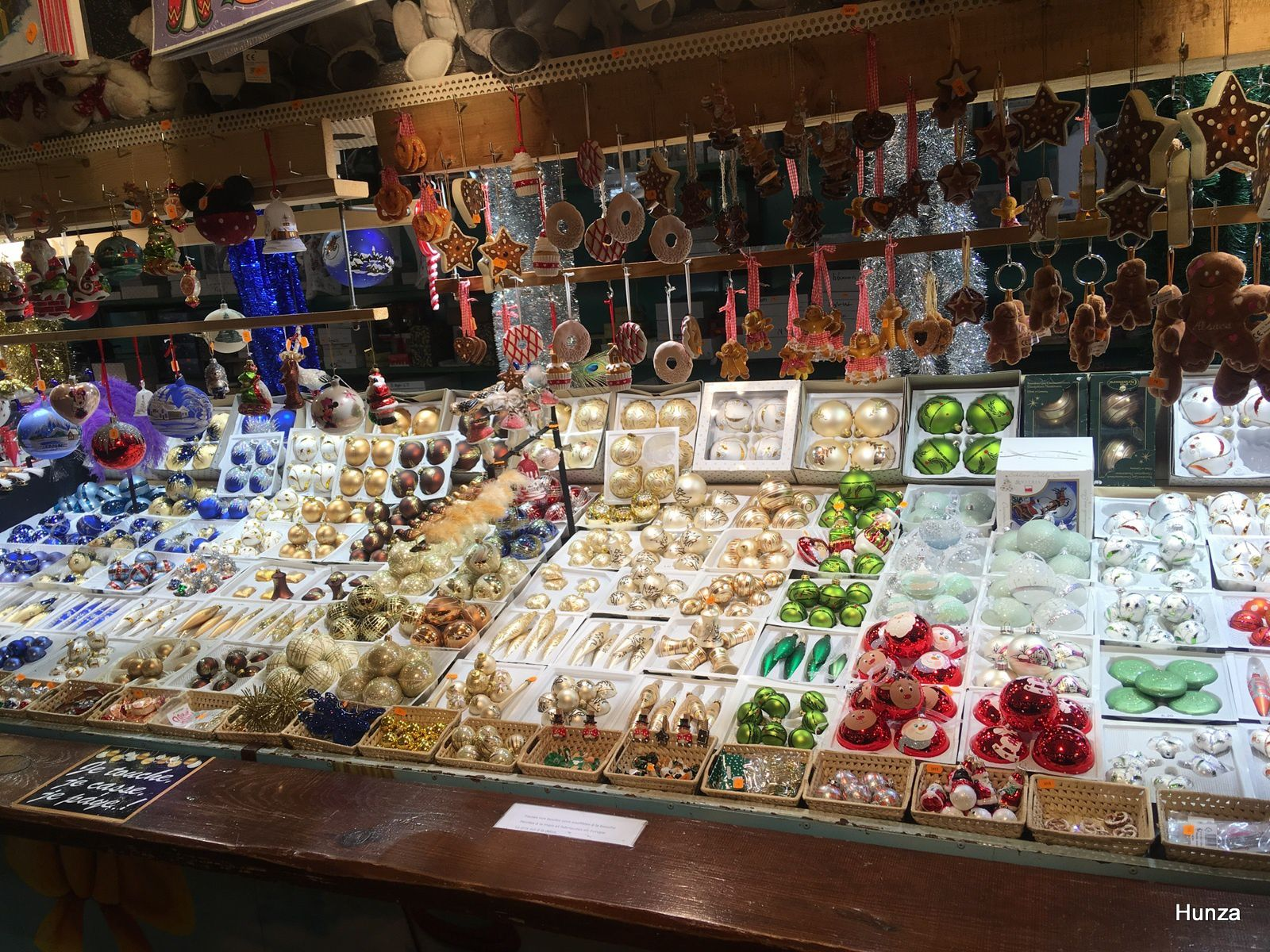 Balade photo au marché de Noël de Strasbourg