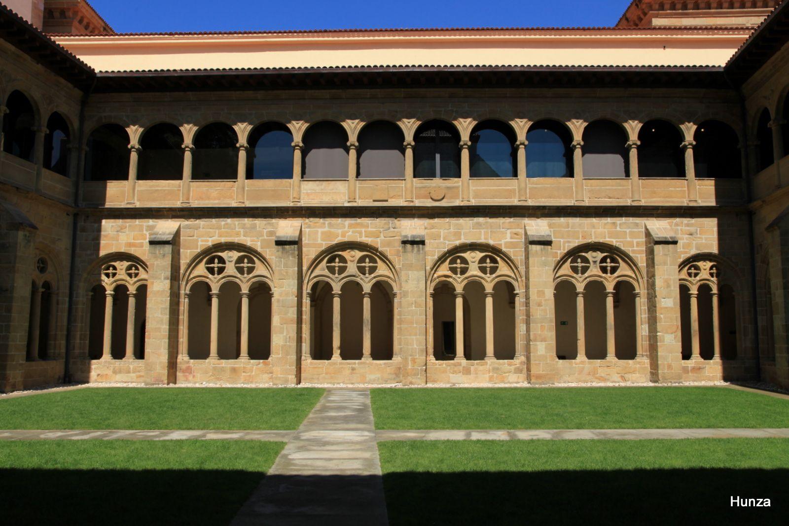 San Sebastián, cloître de style renaissance