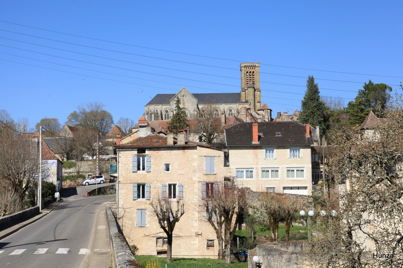 Gramat, l'église Saint-Pierre