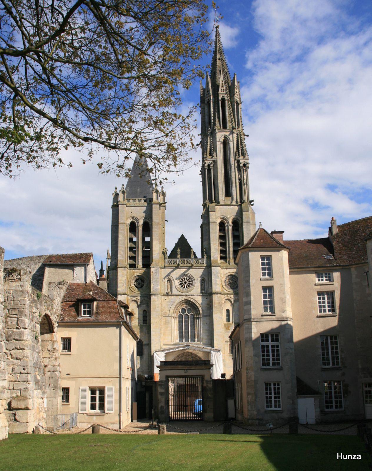 Senlis, cathédrale Notre Dame