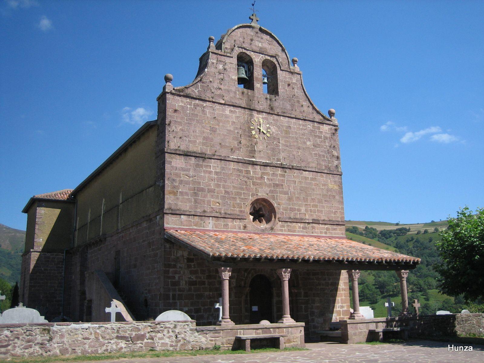 Eglise de Bidarray