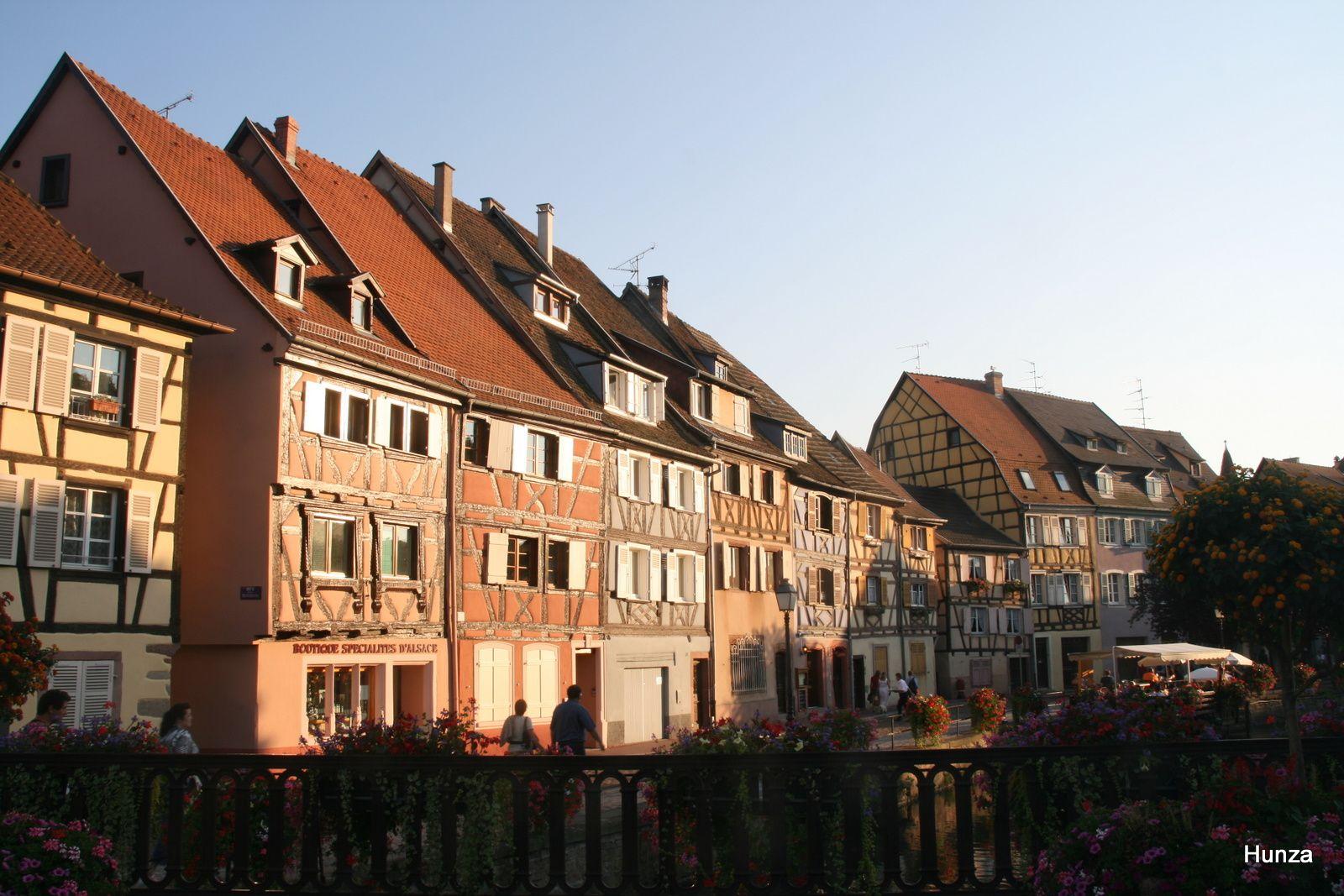 Colmar, quai de la Poissonnerie
