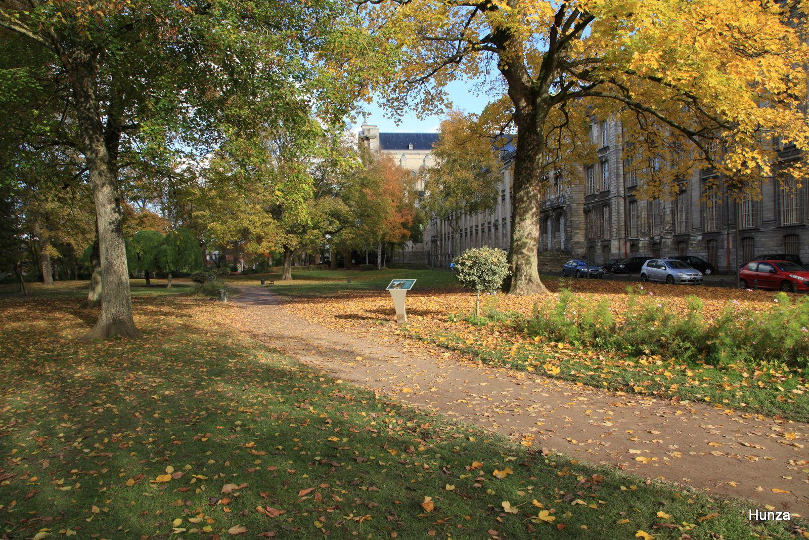 Jardin de la Légion d'Honneur