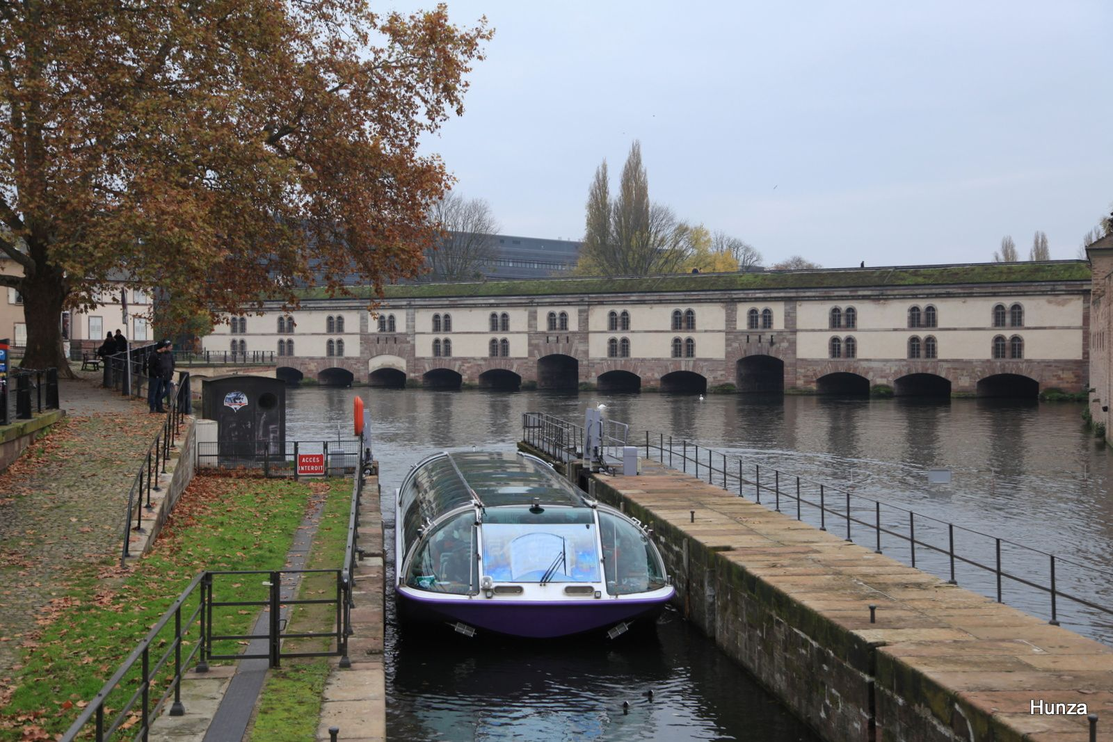 Le barrage Vauban