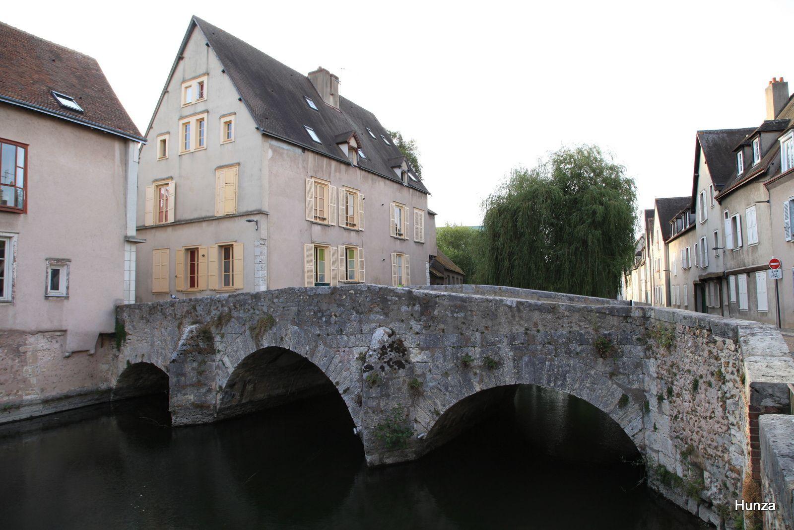 Le pont Bouju