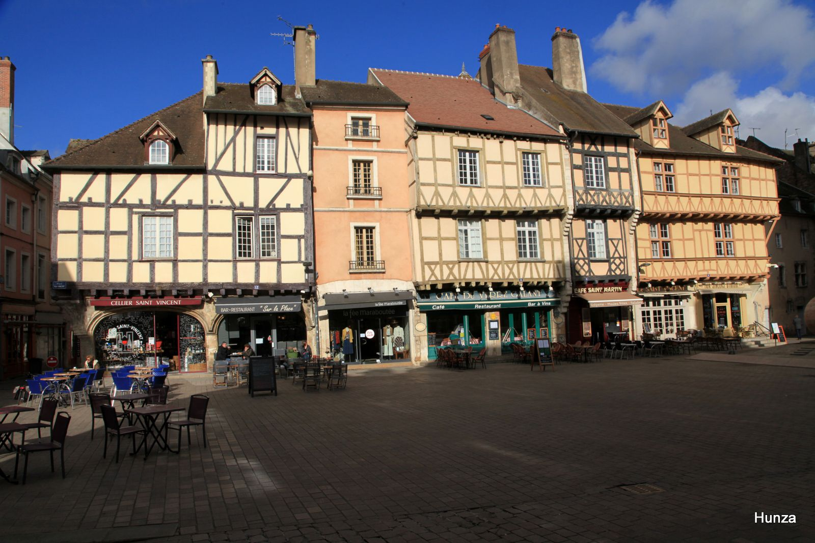 Place Saint-Vincent