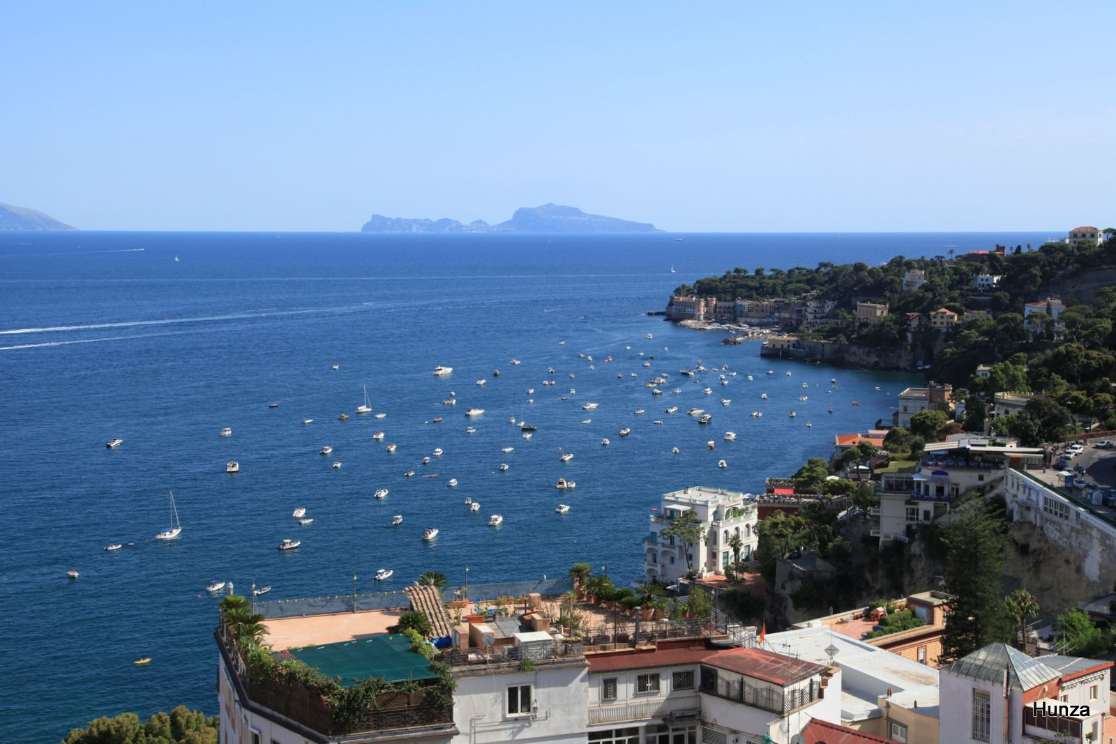 Marechiaro, Naples ile de Capri