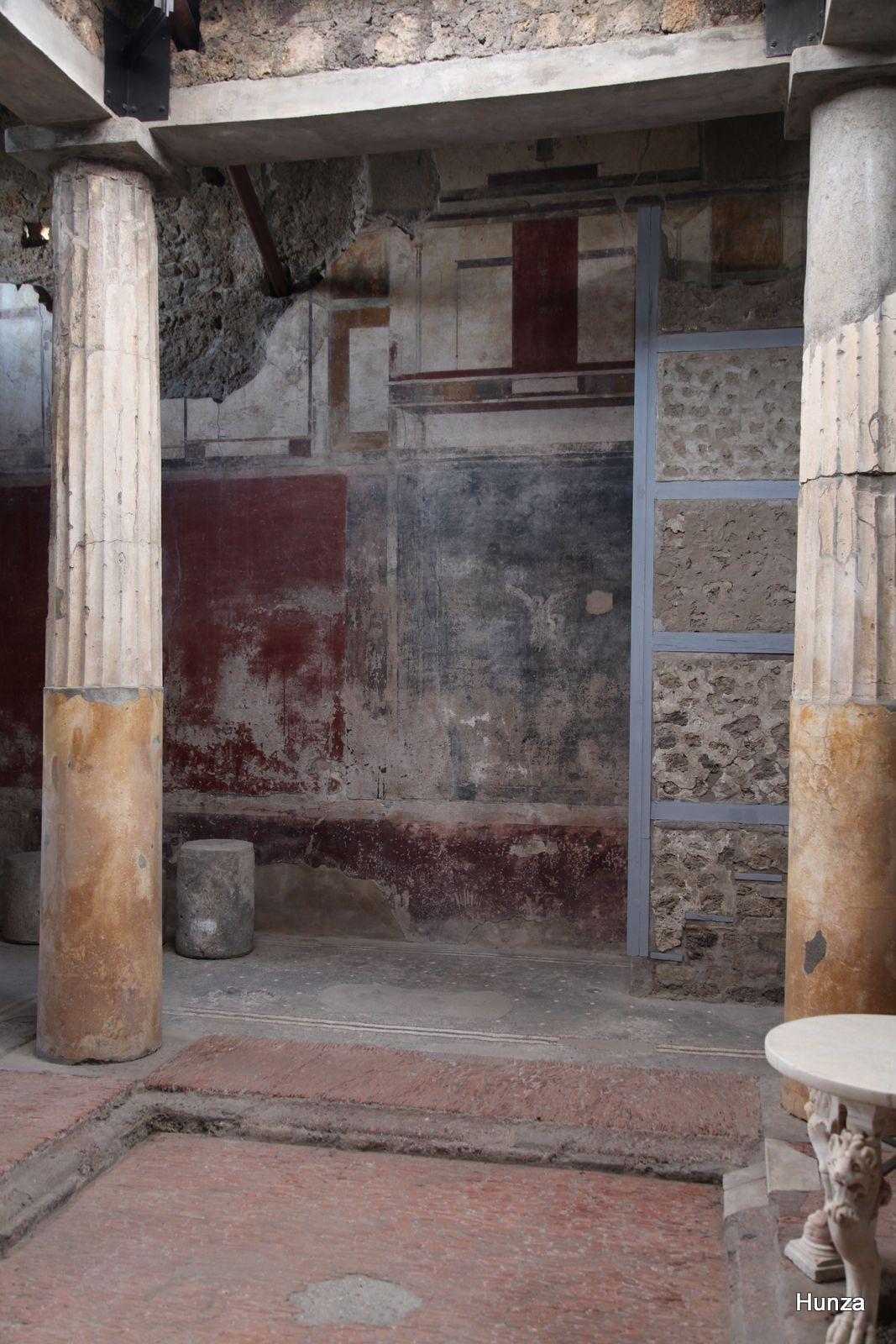 Pompei, casa dei Ceii