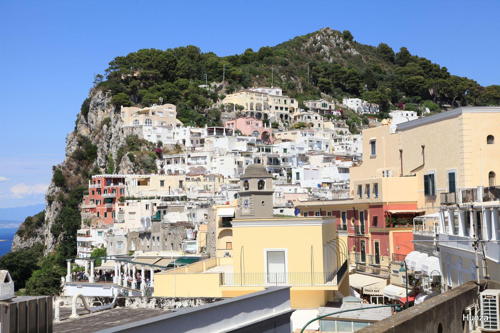 Visiter l'île de Capri en une journée