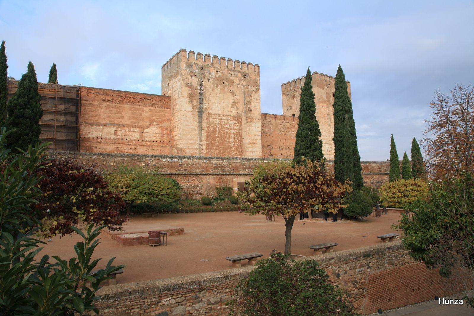 Tours Quebrada et del Homenaje (13ème siècle)
