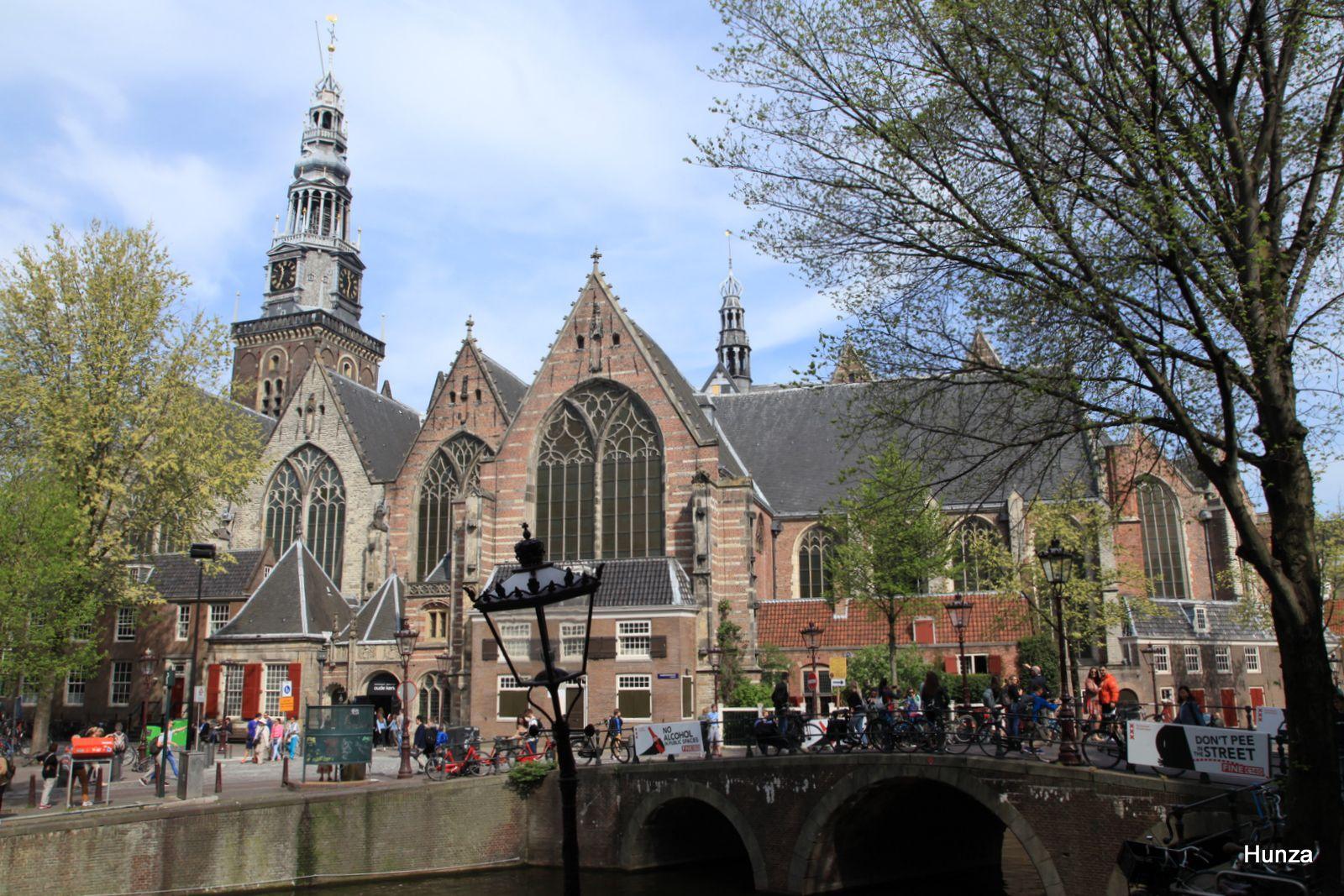 Visiter Amsterdam et ses environs en une semaine