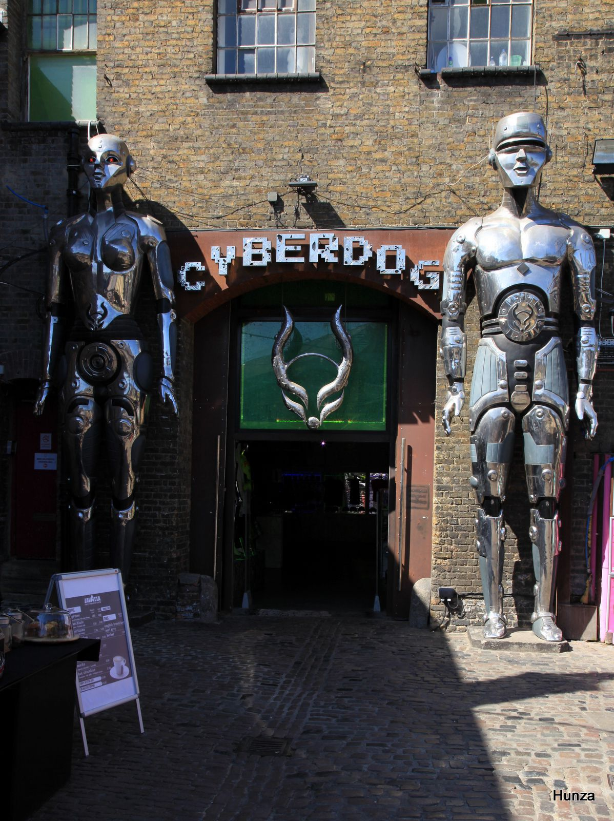 London, Camden Lock, Cyberdog