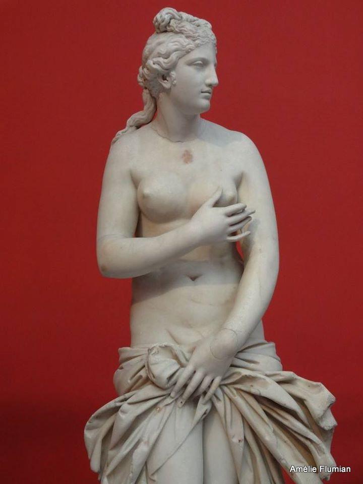 Musée archéologique national d'Athènes, Aphrodite pudique,