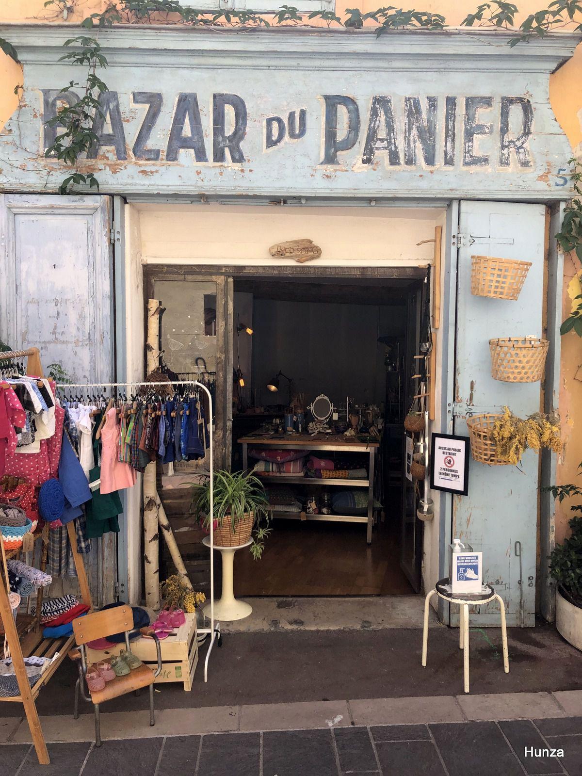 Marseille, bazar du Panier