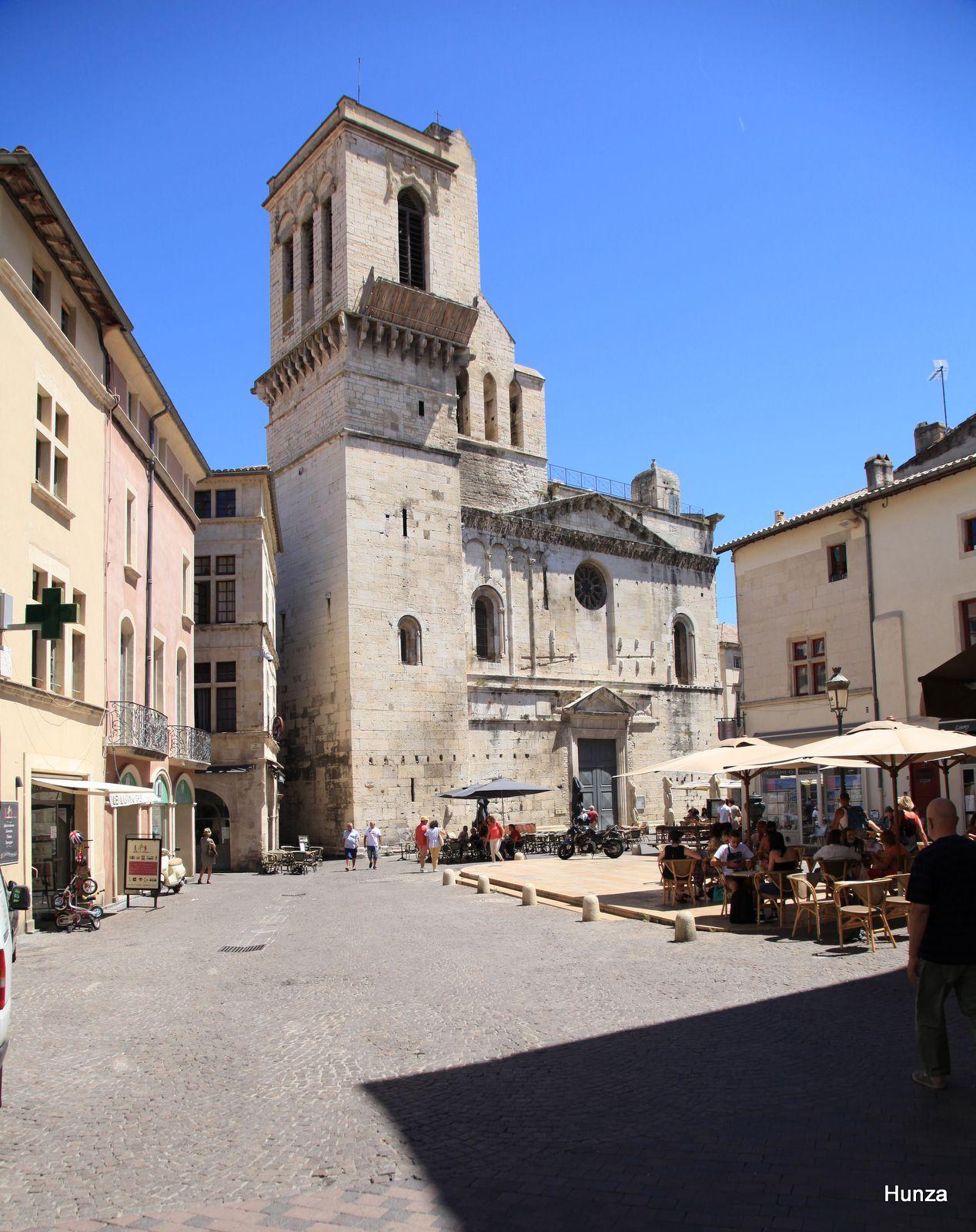Nîmes, cathédrale Notre-Dame et Saint-Castor