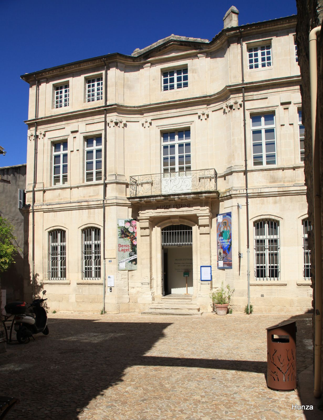 Saint-Rémy de Provence, le musée Estrine