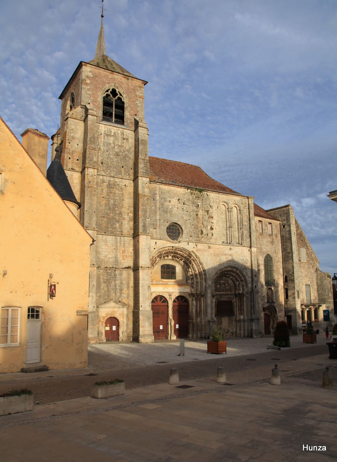 Eglise Saint-Lazare d'Avallon